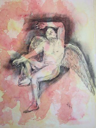 Grievingangel - wm